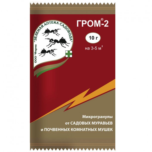 Гром-2 10г. (ЗАС)