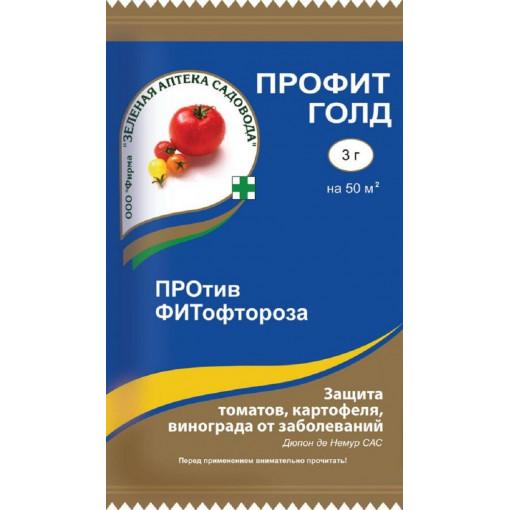 Профит Голд 6 гр (Зеленая Аптека)