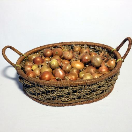 Лук-севок Штутгратер Ризен (на зелень, выборок 30- 40мм) 1 кг