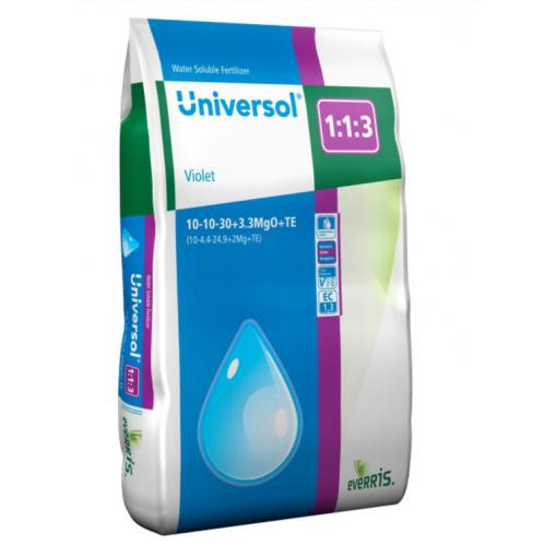 Универсол Фиолетовый (10-10-30+3,3MgO+МЭ) 1 кг