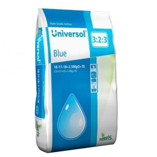 Универсол Голубой (18-11-18+2,5MgO+МЭ) 1 кг