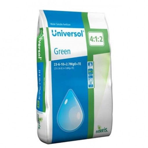 Универсол Зеленый (23-6-10+2,7MgO+МЭ)1 кг