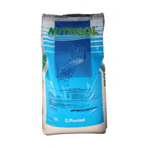 Нутрисол (14-8-21-8 CaO+2Мg+мэ)1 кг